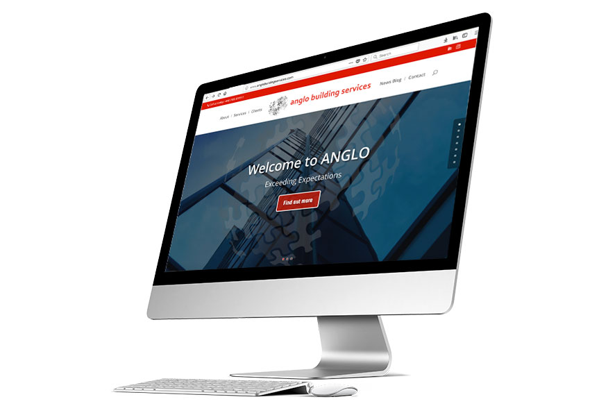 Anglo Building Services new website is launched!