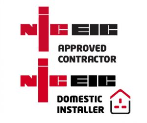 NicEIC Domestic Contractor and Installer logo