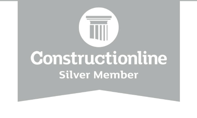 Constructionline – we are now Silver members!