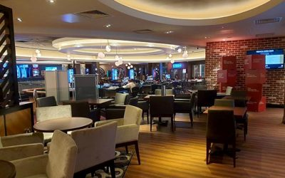 Major refurbishment at Grosvenor Casino Sheffield