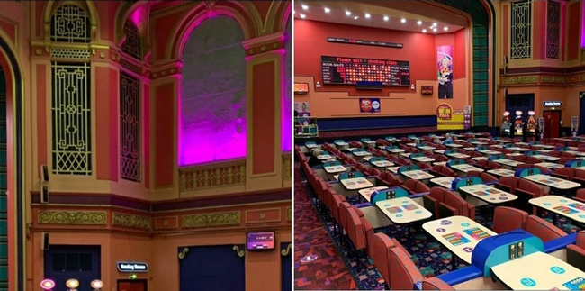 Everything looks much brighter at Mecca Bingo Scarborough
