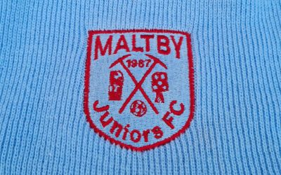Continued Sponsorship for Maltby Juniors Under 13's Football Team